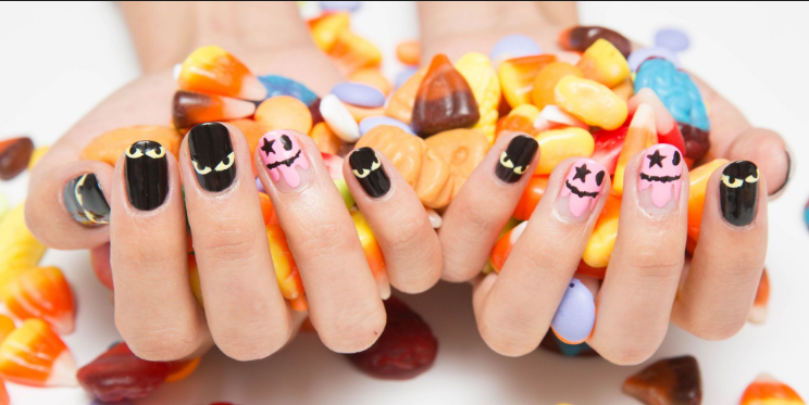 Cover Your Nail Decoration Styles And Decoration Inside South Africa